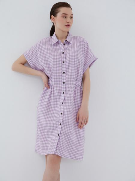 Мини-платье - фото 3