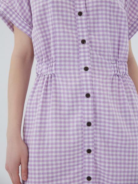 Мини-платье - фото 6