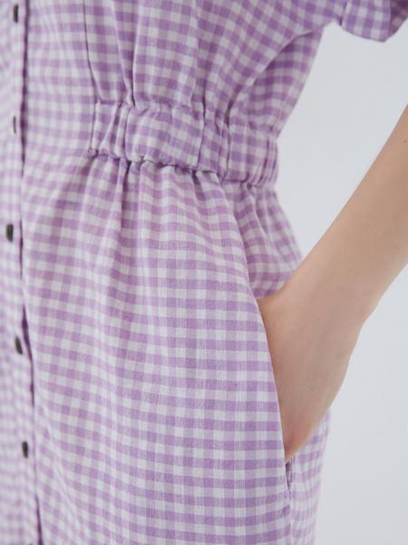 Мини-платье - фото 7