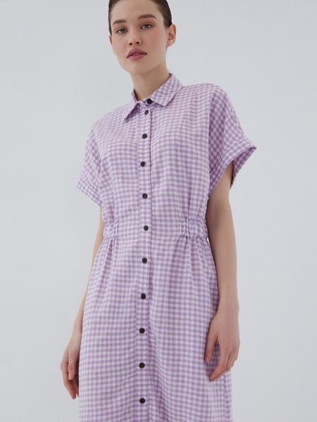 Мини-платье - фото 8