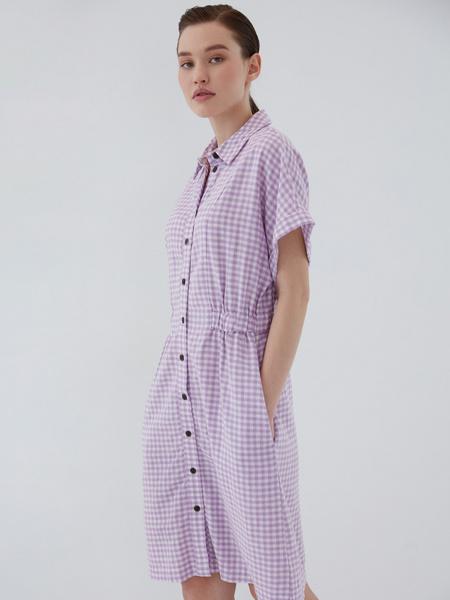 Мини-платье - фото 9