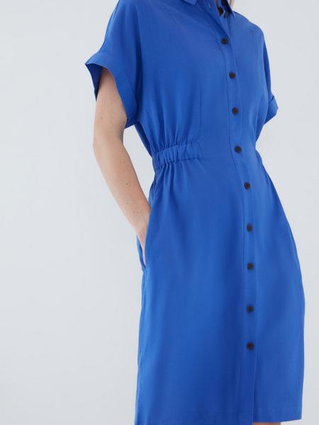 Мини-платье - фото 5