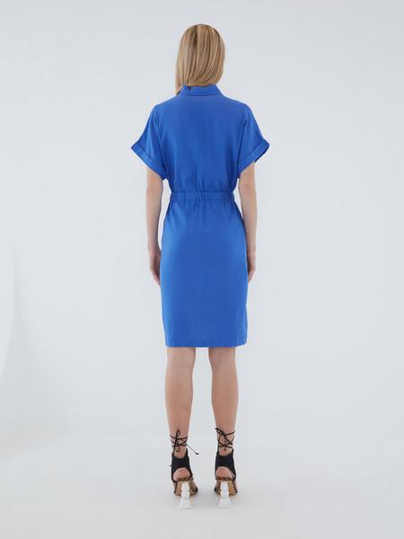 Мини-платье - фото 10