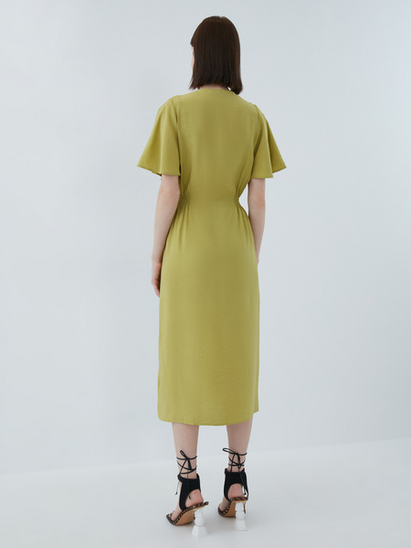 Платье-миди - фото 11