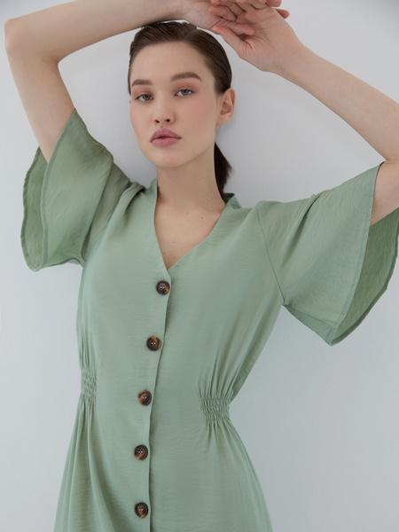 Платье-миди - фото 3