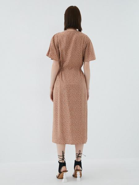 Платье-миди - фото 10