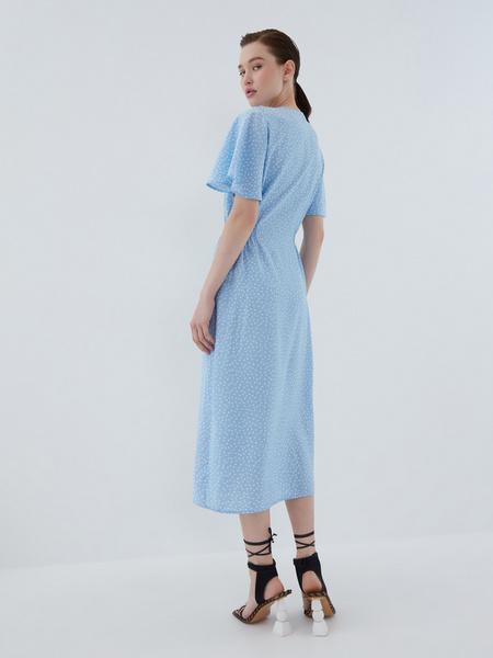 Платье-миди - фото 13