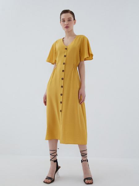 Платье-миди - фото 9