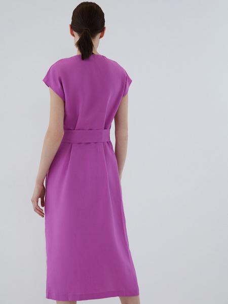 Платье с запахом - фото 10