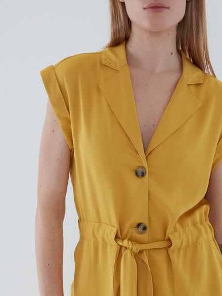 Платье с карманами - фото 3