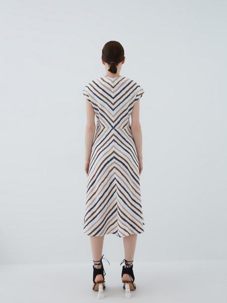 Платье на пуговицах - фото 10