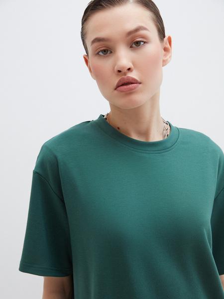 Платье-футболка - фото 3