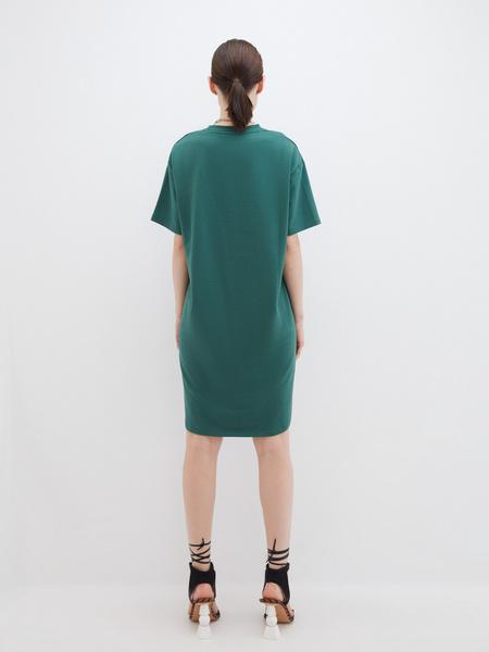 Платье-футболка - фото 6