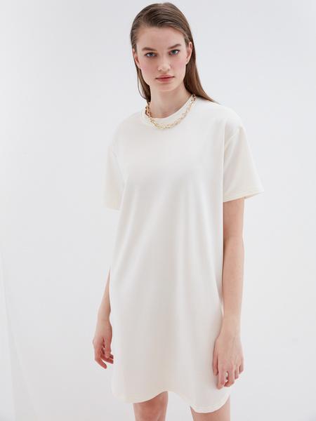 Платье-футболка - фото 2