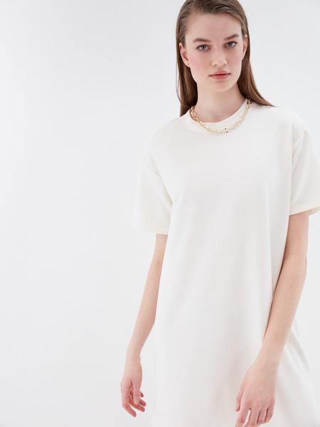 Платье-футболка - фото 4