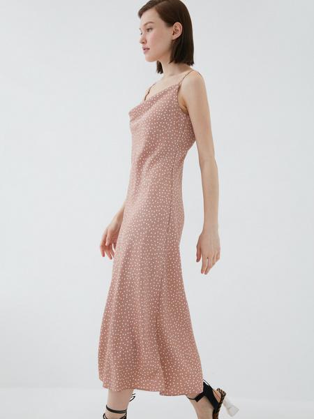 Платье-комбинация - фото 5