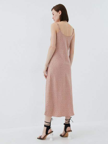 Платье-комбинация - фото 9