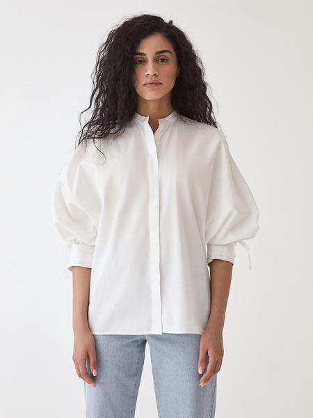 Блузка с завязками - фото 10