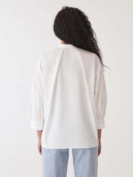Блузка с завязками - фото 11