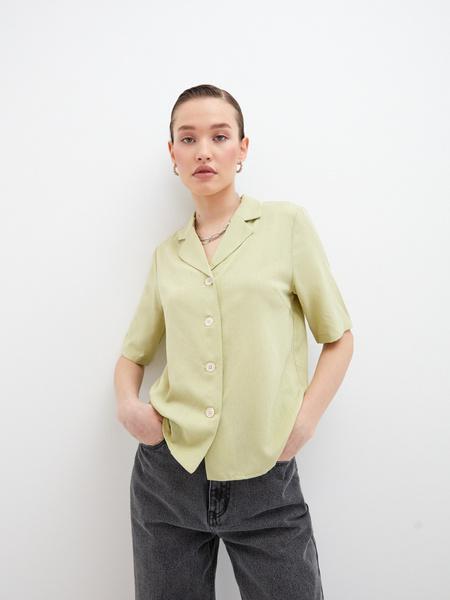 Блузка из вискозы - фото 2