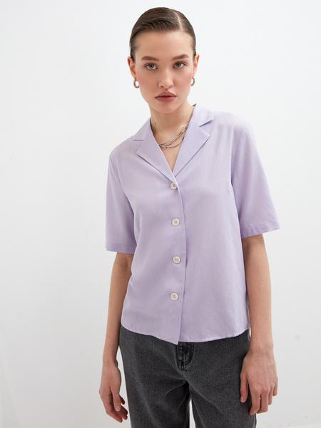Блузка из вискозы - фото 7
