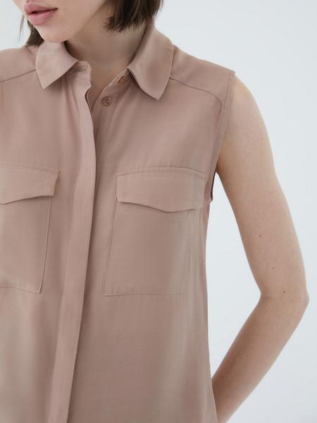 Блузка без рукавов - фото 6