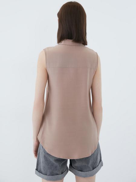 Блузка без рукавов - фото 11