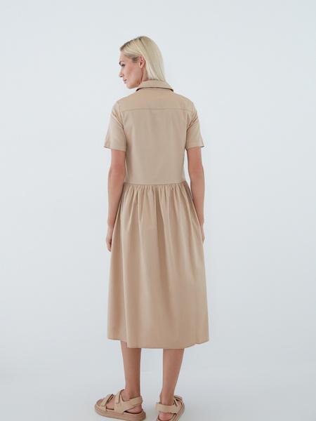 Платье-рубашка - фото 7