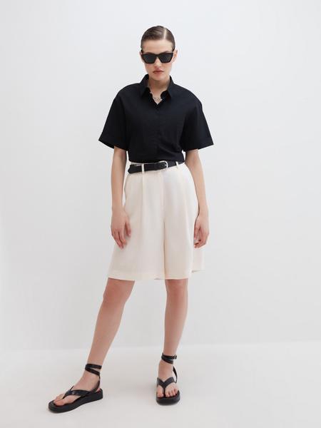 Прямые шорты - фото 1