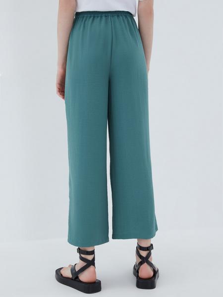 Широкие брюки - фото 10