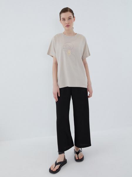 Широкие брюки - фото 8
