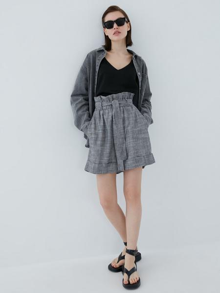Широкие шорты - фото 2