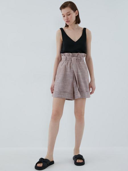 Широкие шорты - фото 3