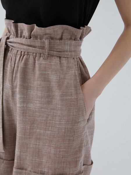 Широкие шорты - фото 5