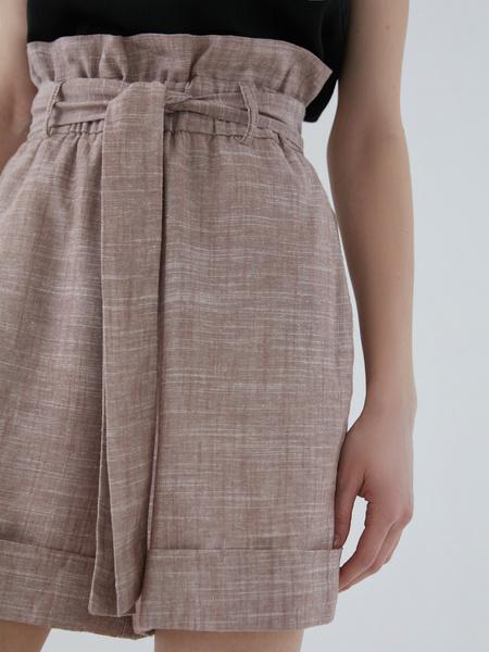 Широкие шорты - фото 7