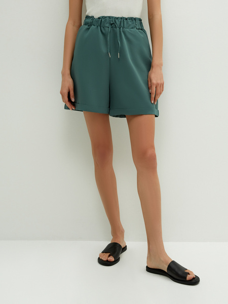 Короткие шорты - фото 6