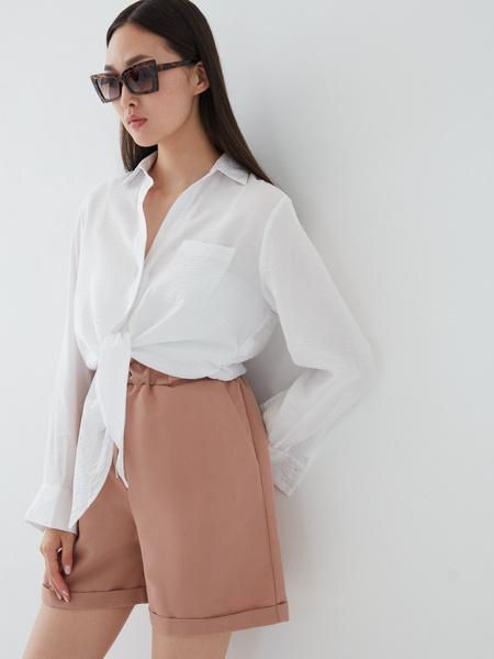 Короткие шорты - фото 1