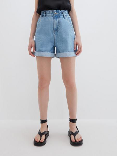 Джинсовые шорты - фото 2