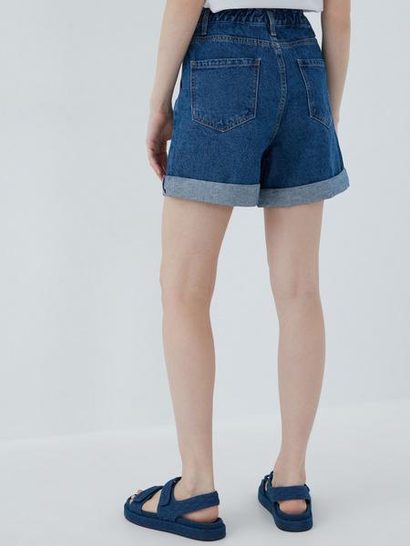 Джинсовые шорты - фото 11