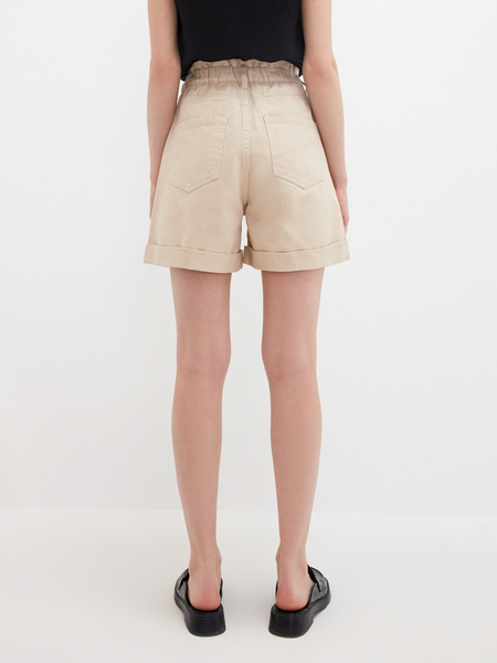 Джинсовые шорты - фото 4