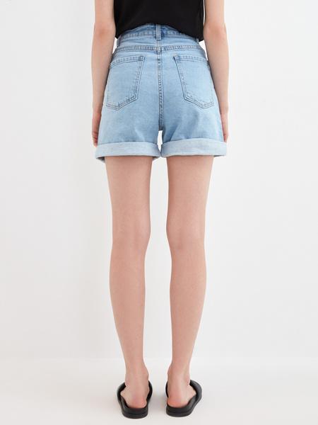 Джинсовые шорты - фото 5