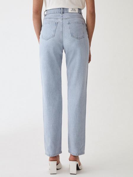 Прямые джинсы - фото 7