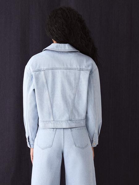 Джинсовая куртка - фото 12