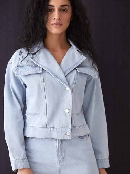 Джинсовая куртка - фото 7