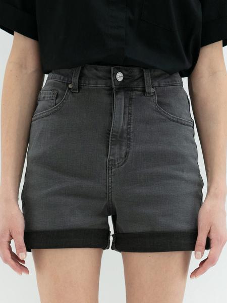 Джинсовые шорты - фото 3