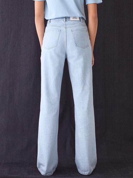 Прямые джинсы - фото 10
