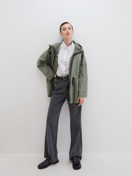 Куртка с капюшоном - фото 8