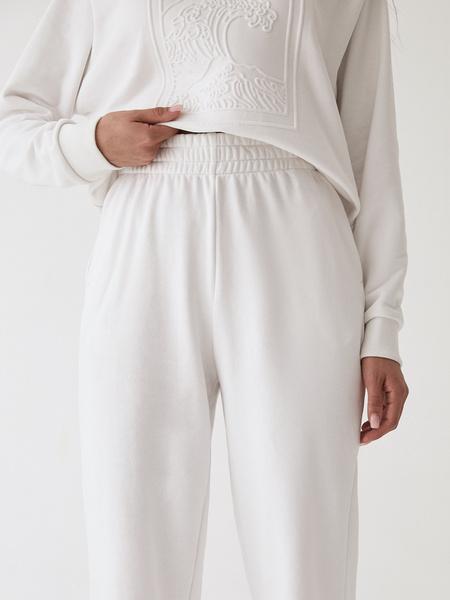 Трикотажные брюки - фото 3