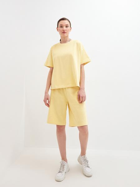 Трикотажные шорты - фото 6