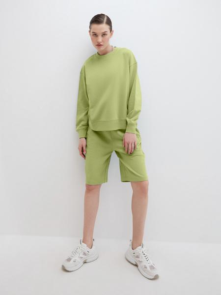 Трикотажные шорты - фото 7